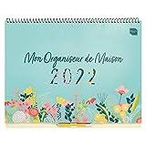 Boxclever Press Mon Organiseur de Maison. Grand calendrier familial 2021 2022 de...
