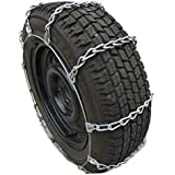 TireChain.com P225/45R18, 225/45-18 Cable Link Tire Chains, Priced per Pair.