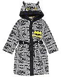 DC Bandes dessinées Batman Robe garçons Enfants Chevalier Gris Blanc pjs 9-10 Ans