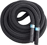 Blackthorn Battle Rope, Corde ondulatoire, Corde Entrainement, Corde d'oscillation, Rope Crossfit (35D/10M)