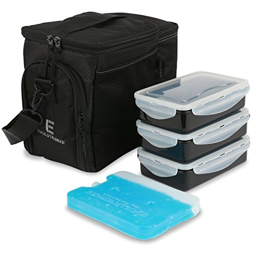 Evolutionize Meal Prep Insulated Lunch...