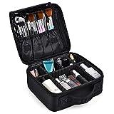 Trousse de Maquillage Voyage Makeup Cas Professionnel Sac Organiseur Rangement Cosmétique Boîtes...