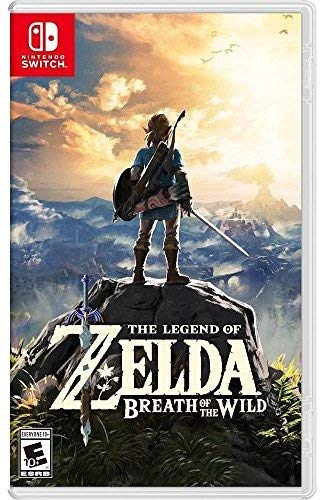 The Legend Of Zelda: Breath Of The Wild - Nintendo Switch-legacy Collection-nintendo_switch
