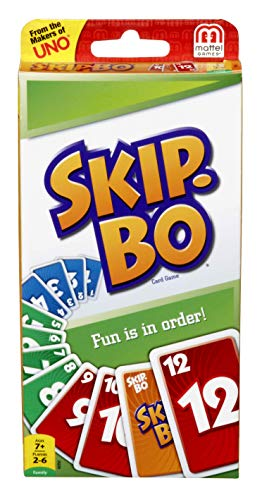 SKIP BO Card Game (Home)