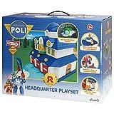 Rocco Jouets 83156Robocar Poli–Quartier général Playset