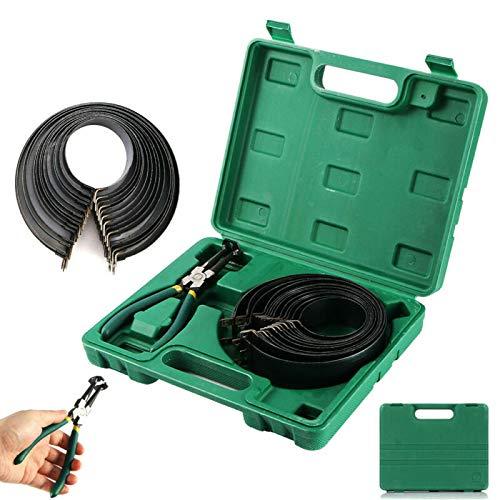 Moligh doll 62-145mm Kit Attrezzi per Compressione/Compressore con Morsetto Ad Pistone Moto/Bici