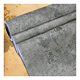 TJLMCORP - Concrete Wall Wallpaper, High Resolution Background Texture Image - Removable Wall Mural | Self-Adhesive Wallpaper - 15.7118 inches (color2)