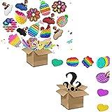 BOMING Fidget Toy Mystery-Pack Extrusion Jouet sensoriel Soulagement du stress Soulagement de l'anxiété Jouet