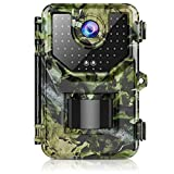 Trail Camera, Hunting Camera with 120° Wide-Angle Motion Latest Sensor View 0.2s...