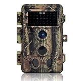 DIGITNOW! Caméra de Chasse 16MP 1080P IP66 Étanche, Caméra Surveillance...