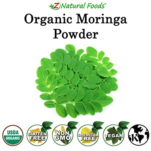 Organic Moringa Oleifera Leaf Powder - 5 lb - 100% Pure, Raw, Non GMO, Vegan & Kosher - Amazing in Smoothies, Drinks, Tea, Juice & Recipes - Energizing Green Superfood Packed with Vitamins & Minerals 4