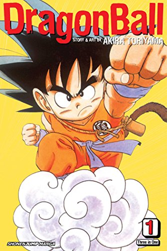 Dragon Ball, Volume 1