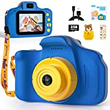 Peradix Appareil Photo Enfants- Mini Caméra Instantane Rechargeable...