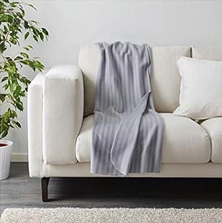 Amazonfr Ikea Couvertures Plaids Et Boutis Linge De