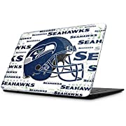 Ultra-Thin, Lightweight XPS 13 Ultrabook Vinyl Decal Protection Officially Licensed NFL Design Industry Leading Vivid Color Vinyl Print Technology on your Seattle Seahawks - Blast White skin Scratch - Resistant. Built To Last Everday XPS 13 Ultrabook...