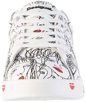 Desigual Shoes Cosmic Caras, Scarpe da Ginnastica Basse Donna