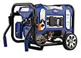 Ford 5,250W Dual Fuel Portable Generator with Switch & Go Technology and Remote Start, FG5250PBR