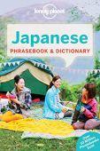 Lonely Planet diccionario y diccionario de frases en japonés