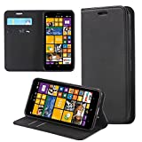 ECENCE Nokia Lumia 630/630 Dual SIM / 635 Housse Wallet Portefeuille Case...