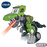 VTECH- Switch & GO Dinos-DREX Voiture/Dinosaure, 80-197205, Multicolore