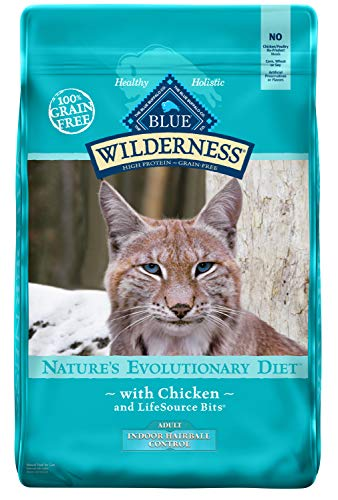 Blue-Buffalo-Wilderness-High-Protein-Grain-Free-Natural-Adult-Indoor-Hairball-Control-Dry-Cat-Food-Chicken-11-lb