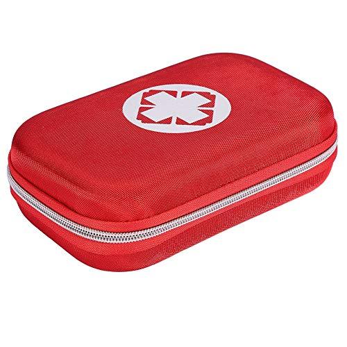 Genere la Bolsa de Primeros Auxilios, Ayuda de Emergencia, para Viajes, Oficina, Camping, hogar,...