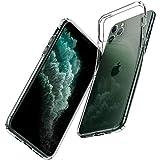 Spigen iPhone 11 Pro ケース 5.8インチ 対応 TPU ソフト クリア ケース 高透明 耐衝撃 にじみ……