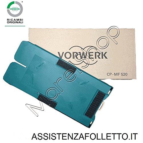Pistra Supporto Portapanni Originale Vorwerk Pulilava Lavapavimenti Folletto Sp 520