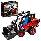 LEGO42116TechnicMinicargadora,SetdeConstrucciónMaquetadeVehículo2en1,ExcavadoraoHotRod
