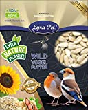 Lyra Pet® 25 kg Sonnenblumenkerne geschält HK Deutschland Wildvogelfutter Winter neue Ernte 2020