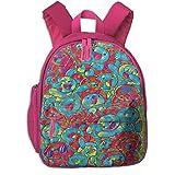 XCNGG Mochila para niños Mochila para niños Bolsos para niños The O D D 1s Schoolbag for Girls Backpack School Supplies