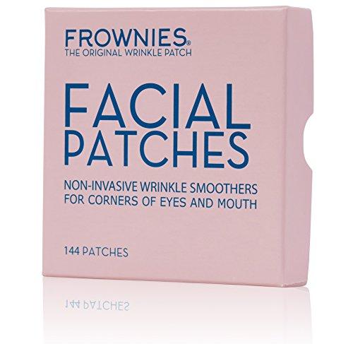 Frownies, Parches Faciales Antiarrugas Para Patas De Gallo y