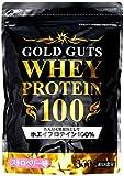 GOLD GUTS ゴールドガッツホエイプロテイン100 ストロベリー味 360g