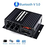 Mochatopia Amplificateur Bluetooth Mini Clear and Reality Sound, Klass AB 2.0...