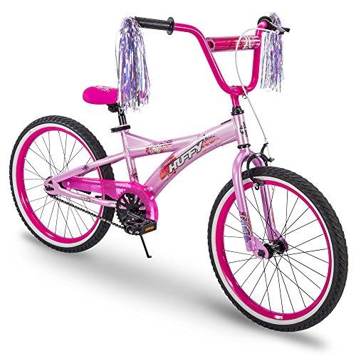 Huffy 20' Go Girl Bike, Pink & Purple