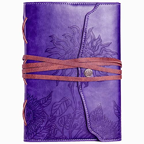 Purple Journal for Women And Men - Beautiful Journals to...