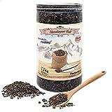 Nortembio Sal Negra del Himalaya 1,4 Kg. Gruesa (2-5 mm). Kala Namak. Sal Gourmet 100% Natural. Con...