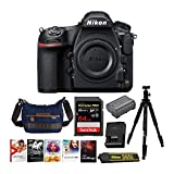 Nikon D850 Full Frame FX-Format Digital SLR Camera Body Holiday Bundle with 64GB SD Card and...