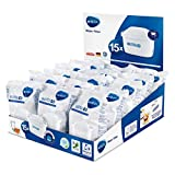 BRITA MAXTRA water filter cartridges, compatible with all BRITA jugs for chlorine and limescale reduction, 15 pack