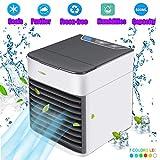 AOOPOO Portable Refroidisseur d'air Petit Climatiseur portatif,USB de...