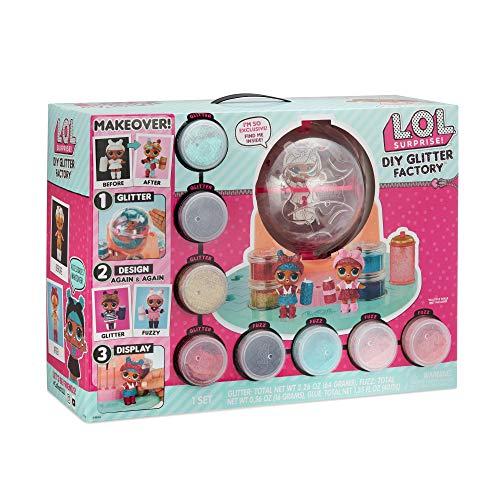 Image 4 - L.O.L Surprise! 556299 L.O.L. Surprise Station de Paillettes Multicolore