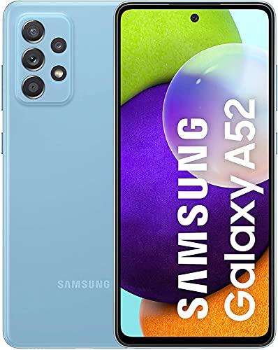 Samsung Smartphone Galaxy A52 con Pantalla Infinity-O FHD+ de 6,5...
