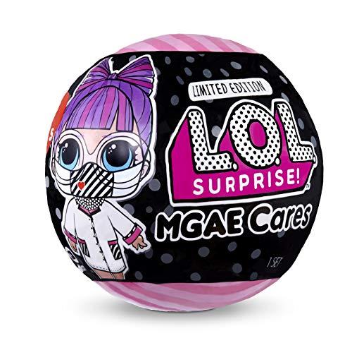 Image 2 - LOL Surprise MGAE Cares Edition Limitée Frontline Hero avec 7 Surprises