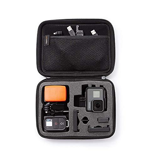 Amazon Basics - Custodia per trasporto GoPro, misura Small