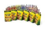 Crayola Crayons, School & Art Supplies, Bulk 6 Pack of 24Count