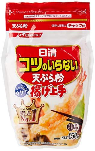 日清 コツのいらない天ぷら粉