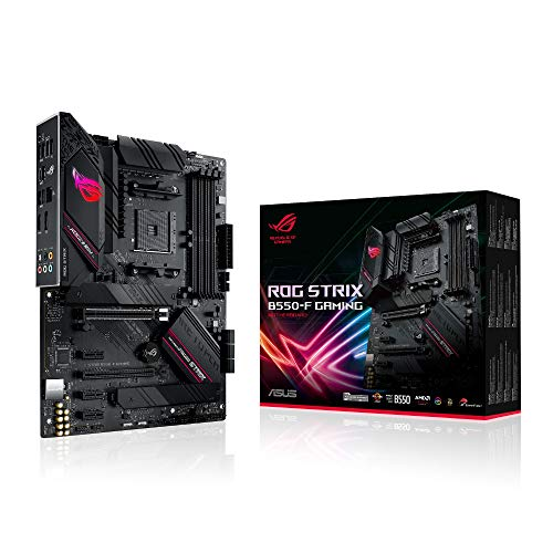 ASUS AMD B550 搭載 AM4 対応 マザーボード ROG STRIX B550-F GAMING 【 ATX 】