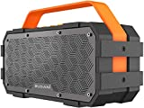 Bluetooth Speaker, Bugani M90 Portable Bluetooth Speaker with 30W Stereo Sound and Deep...