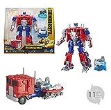 TRANSFORMERS Saga - Robot propulsion Optimus Prime camion Nitro series 18cm -...