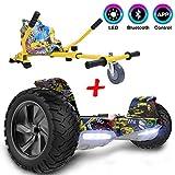 GeekMe Gyropode Auto-équilibré Scooter électrique 8,5 '' Tout...